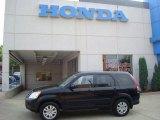 2006 Nighthawk Black Pearl Honda CR-V EX 4WD #13882309