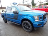2020 Ford F150 XLT SuperCrew 4x4 Front 3/4 View