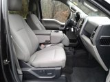 2020 Ford F150 XLT SuperCrew 4x4 Front Seat