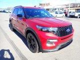 2021 Ford Explorer Rapid Red Metallic