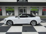 2019 Oxford White Ford Mustang GT Premium Convertible #140201356