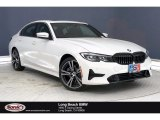 2021 Alpine White BMW 3 Series 330e Sedan #140201348