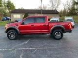 2020 Rapid Red Ford F150 SVT Raptor SuperCrew 4x4 #140201416