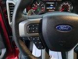 2020 Ford F150 SVT Raptor SuperCrew 4x4 Steering Wheel