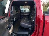 2020 Ford F150 SVT Raptor SuperCrew 4x4 Rear Seat