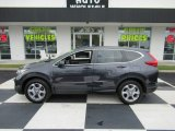 2019 Gunmetal Metallic Honda CR-V EX-L AWD #140201357
