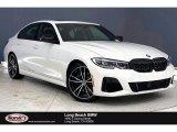 2021 Alpine White BMW 3 Series M340i Sedan #140211996