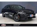 2021 Jet Black BMW 3 Series 330i Sedan #140211995