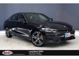 2021 Jet Black BMW 3 Series 330e Sedan #140212000