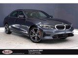 2021 Mineral Gray Metallic BMW 3 Series 330i Sedan #140211999