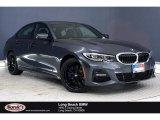 2021 Mineral Gray Metallic BMW 3 Series 330e Sedan #140216804