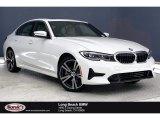 2021 Alpine White BMW 3 Series 330i Sedan #140216802