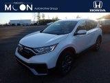 2021 Platinum White Pearl Honda CR-V EX-L AWD #140220753