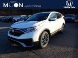 2021 Platinum White Pearl Honda CR-V EX-L AWD #140220751