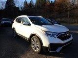 2021 Honda CR-V Platinum White Pearl