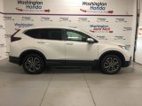 2021 Platinum White Pearl Honda CR-V EX-L AWD #140231070