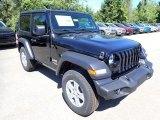 2020 Jeep Wrangler Black