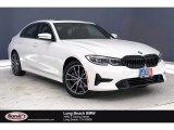 2021 Alpine White BMW 3 Series 330i Sedan #140231128