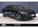 2021 Jet Black BMW 3 Series 330i Sedan #140231126