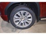 GMC Sierra 1500 Wheels and Tires