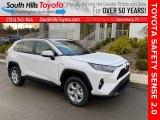 2021 Toyota RAV4 XLE AWD Hybrid