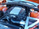Chevrolet Camaro Engines