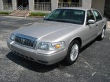 2009 Silver Birch Metallic Mercury Grand Marquis LS #13889015