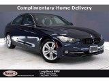2017 Imperial Blue Metallic BMW 3 Series 330i Sedan #140281371