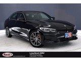 2021 Jet Black BMW 3 Series 330i Sedan #140281366
