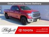 2021 Barcelona Red Metallic Toyota Tundra SR5 Double Cab 4x4 #140288146