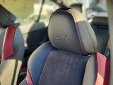 Subaru WRX 2020 Badges and Logos