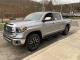 2021 Toyota Tundra Silver Sky Metallic