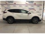 2021 Platinum White Pearl Honda CR-V EX AWD #140318082
