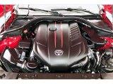 Toyota GR Supra Engines
