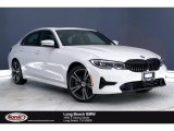 2021 Alpine White BMW 3 Series 330i Sedan #140381276