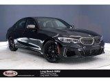 2021 Black Sapphire Metallic BMW 3 Series M340i Sedan #140381275