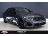 2021 Mineral Gray Metallic BMW 3 Series M340i Sedan #140381274