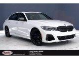 2021 Alpine White BMW 3 Series M340i Sedan #140381272