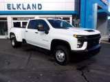 2021 Chevrolet Silverado 3500HD Work Truck Crew Cab 4x4