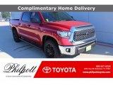 2021 Barcelona Red Metallic Toyota Tundra SR5 CrewMax #140402307