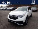 2021 Platinum White Pearl Honda CR-V EX AWD #140423924