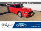 2019 Race Red Ford Mustang EcoBoost Fastback #140437905
