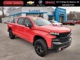 2020 Red Hot Chevrolet Silverado 1500 LT Trail Boss Crew Cab 4x4 #140450544