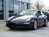 2008 Black Porsche 911 Carrera S Coupe #140458