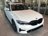 2021 Alpine White BMW 3 Series 330i xDrive Sedan #140460705