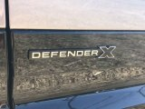 Land Rover Defender Badges and Logos