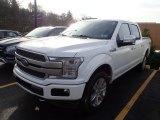 2020 Star White Ford F150 Platinum SuperCrew 4x4 #140478377