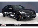 2021 Black Sapphire Metallic BMW 3 Series M340i Sedan #140515104