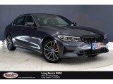 2021 Mineral Gray Metallic BMW 3 Series 330i Sedan #140515103