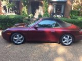 1999 Arena Red Metallic Porsche 911 Carrera Cabriolet #140514985